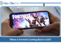 When is Fortnite Coming Back to iOS?