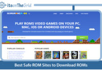 Best Safe ROM Sites to Download ROMs